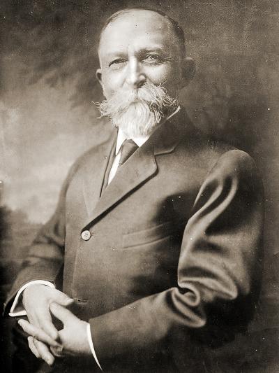 Portrait of John Harvey Kellogg--Photographic Print