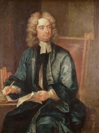 Portrait of Jonathan Swift-Charles Jervas-Giclee Print