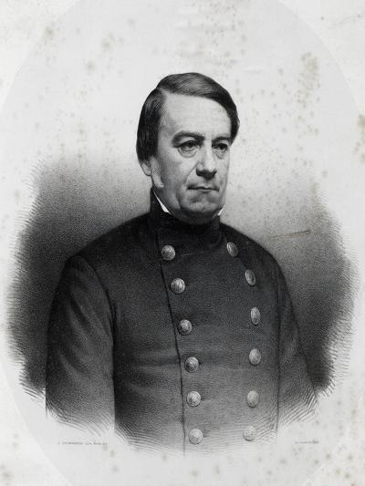 Portrait of Jose Maria Paz Y Haedo--Giclee Print