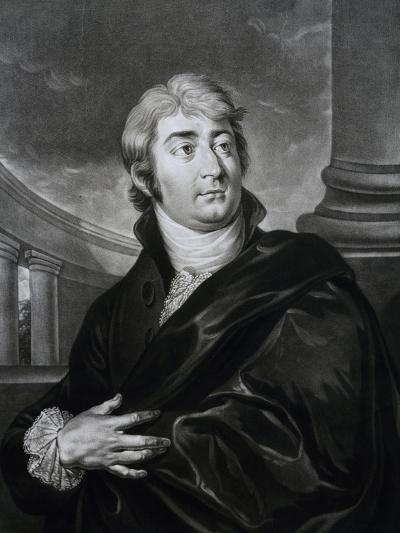 Portrait of Joseph Ferdinand Von Sonnleithner--Giclee Print