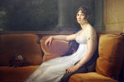 Portrait of Josephine, 1801-Francois Pascal Simon Gerard-Giclee Print