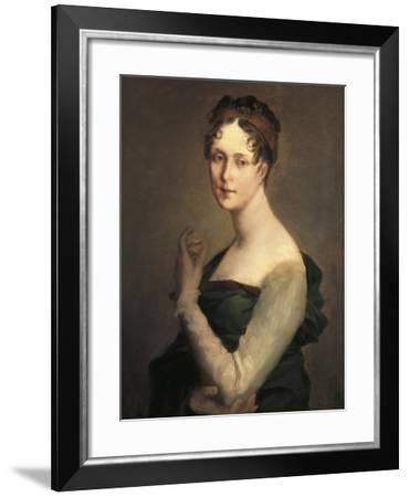 Portrait of Josephine Bonaparte and Josephine De Beauharnais--Framed Giclee Print