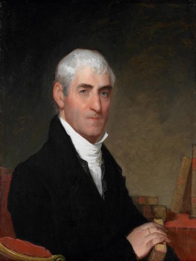 Portrait of Judge Daniel Cony of Maine, C.1815-Gilbert Stuart-Giclee Print