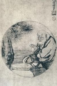 Portrait of Lao-Tzu