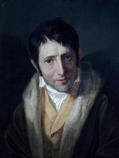 Portrait of Ludwig Borne--Giclee Print