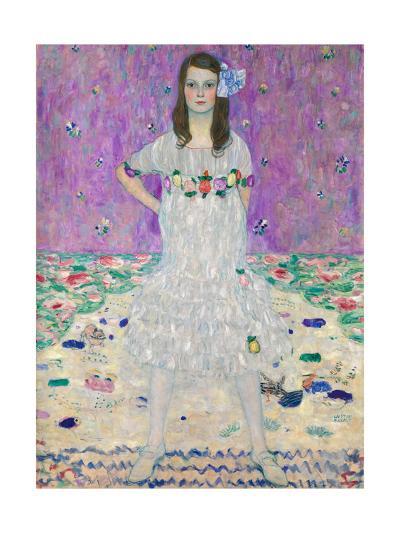 Portrait of M?da Primavesi, 1912-Gustav Klimt-Giclee Print