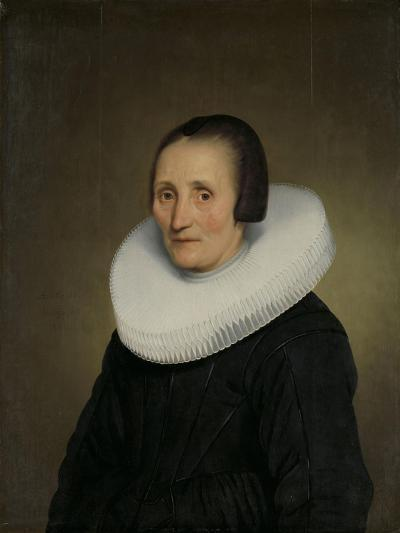 Portrait of Margaretha De Geer, Wife of Jacob Jacobsz. Trip-Jacob Gerritsz Cuyp-Art Print