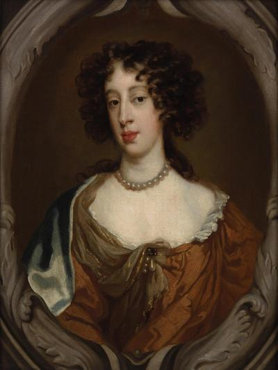 Portrait of Mary of Modena, Duchess of York-Sir Peter Lely-Giclee Print