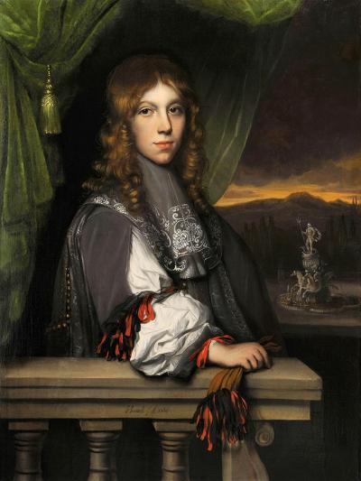 Portrait of Mattheus Van Den Broucke-Jacobus Leveck-Giclee Print