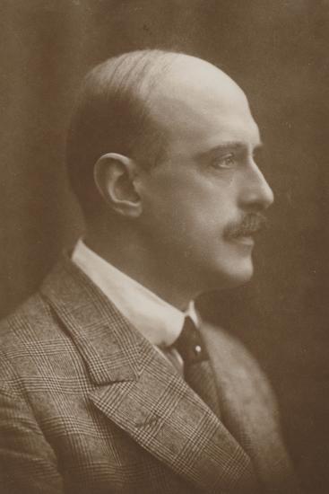 Portrait of Max Schillings--Photographic Print