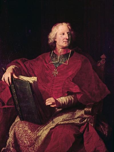 Portrait of Melchior De Polignac (Lavoute-Sur-Loire--Giclee Print