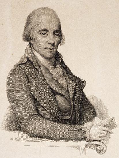 Portrait of Muzio Clementi--Giclee Print