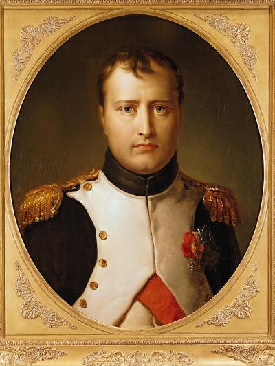 Portrait of Napoleon in Uniform-Francois Gerard-Giclee Print