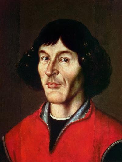 Portrait of Nicolaus Copernicus (1473-1543)- Pomeranie-Giclee Print