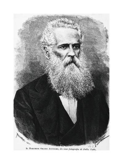 Portrait of Orazio Antinori--Giclee Print