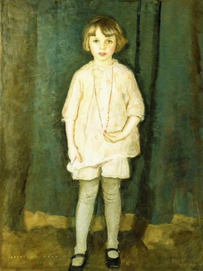Portrait of Pamela-Harrington Mann-Giclee Print