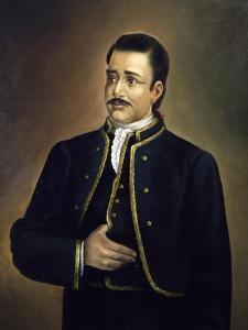Portrait of Pedro Murillo