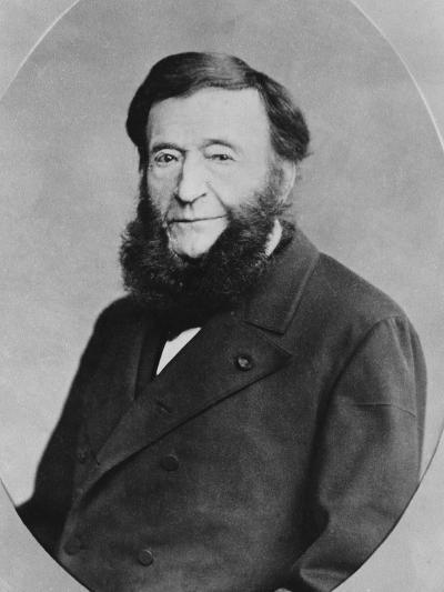 Portrait of Pierre Adolphe Piorry--Photographic Print