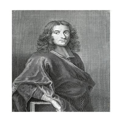 Portrait of Pierre Bayle--Giclee Print