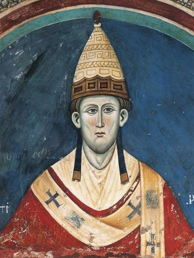 Portrait of Pope Innocent Iii--Giclee Print