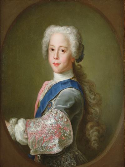 Portrait of Prince Henry Benedict Clement Stewart, 1732-Antonio David-Giclee Print