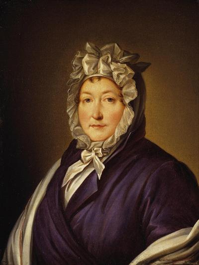Portrait of Princess Varvara Golitsyna, Née Von Engelhardt (1752-181), 1800s-Giovanni Battista Damon Ortolani-Giclee Print