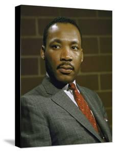 Portrait of Rev. Martin Luther King, Jr