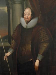 Portrait of Richard Boyle, 1st Earl of Cork, C.1640