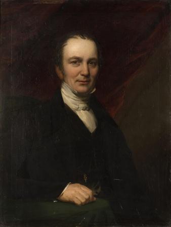 Portrait of Robert Laidlaw--Giclee Print