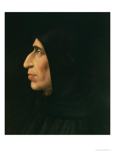 Portrait of Savonarola-Fra Bartolommeo-Giclee Print