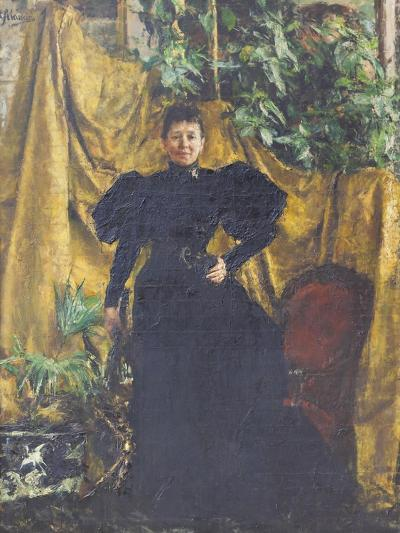 Portrait of Signora Pantaleoni, 1894--Giclee Print