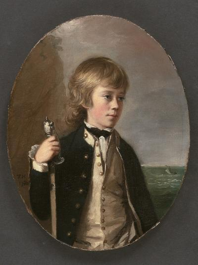 Portrait of Sir Henry William Bayntun, 1780-Thomas Hickey-Giclee Print