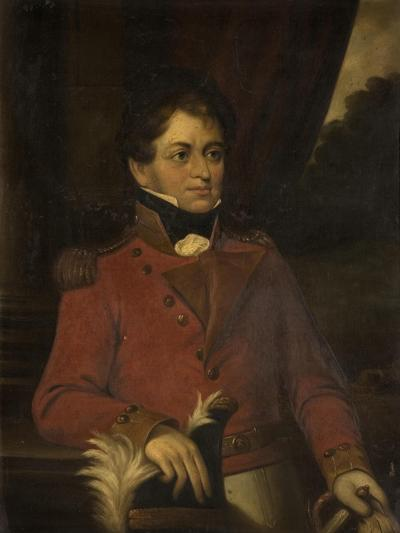 Portrait of Sir Robert Shafto Hawks--Giclee Print