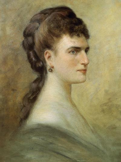Portrait of Teresa Stolz--Giclee Print