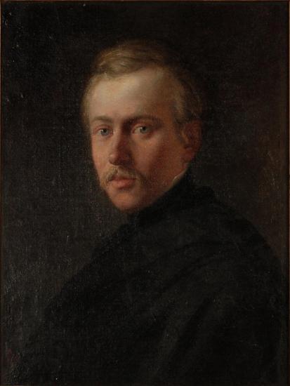 Portrait of the Architect Ivan Gornostayev (1821-187)-Stepan De Ladvez-Giclee Print