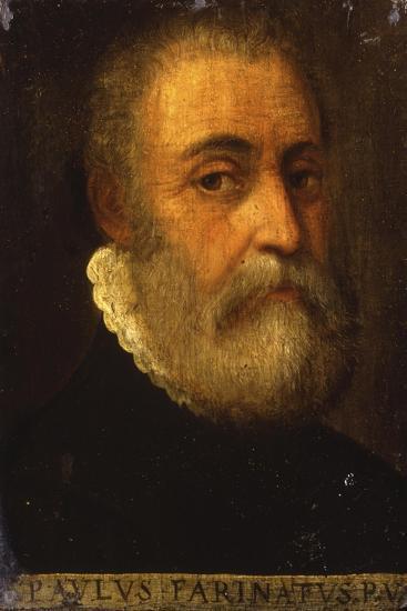 Portrait of the Artist-Paolo Farinati-Giclee Print