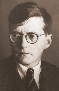 Portrait of the Composer Dmitri Shostakovich (1906-197), 1930S