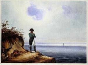 Portrait of the Emperor Napoleon I on St Helena - by Sandmann