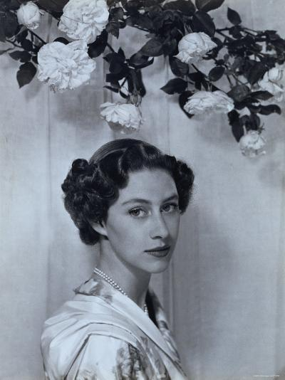 Portrait of the Late Princess Margaret, Countess of Snowdon, 21 August 1930 - 9 February 2002-Cecil Beaton-Photographic Print