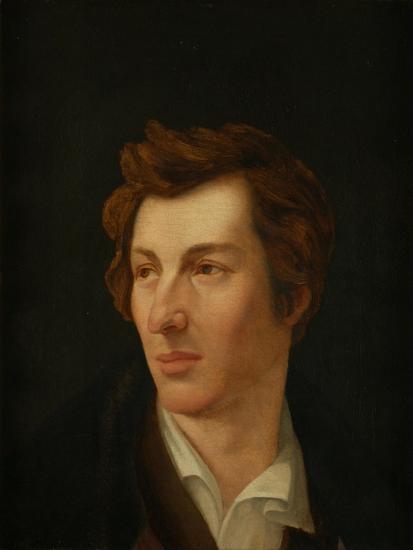 Portrait of the Poet Heinrich Heine (1797-185), 1828-Gottlieb Gassen-Giclee Print