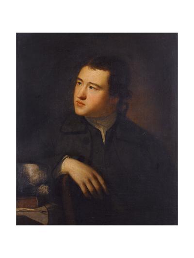 Portrait of the Reverend William Atkinson, C.1760-George Romney-Giclee Print