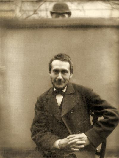 Portrait of Thomas Eakins, 1883--Photographic Print