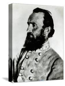 Portrait of Thomas J. 'stonewall' Jackson