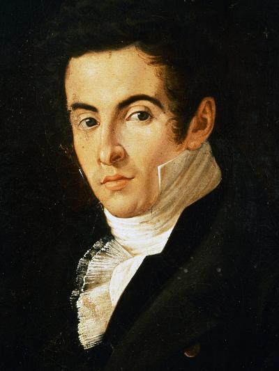 Portrait of Vincenzo Bellini--Giclee Print