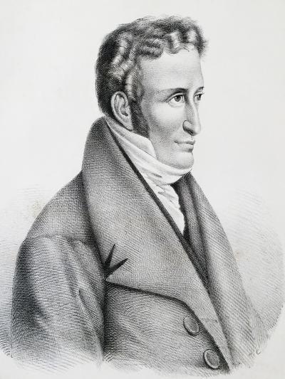 Portrait of Vincenzo Borelli--Giclee Print