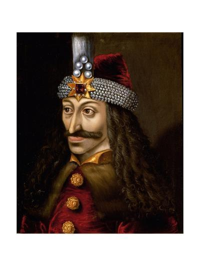 Portrait of Vlad Tepes--Giclee Print