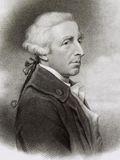 Portrait of William Douglas Hamilton--Giclee Print