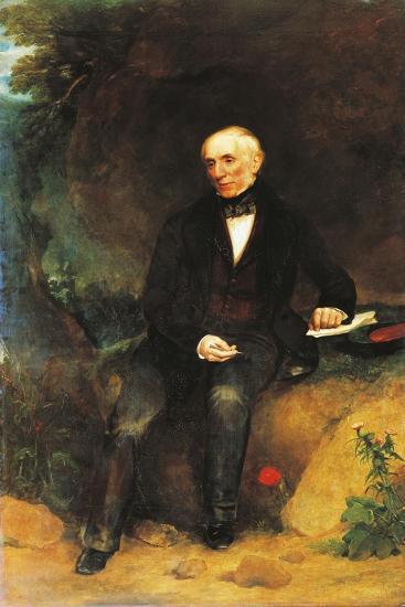 Portrait of William Wordsworth--Giclee Print