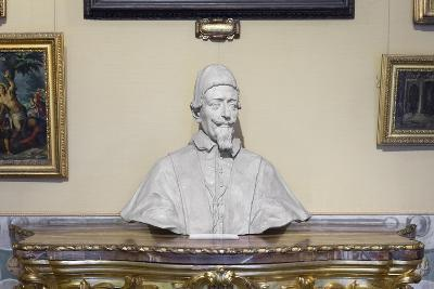 Portrait on Pope Alessandro Vii Chigi--Giclee Print