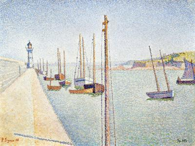 Portrieux, Brittany, 1888-Paul Signac-Giclee Print